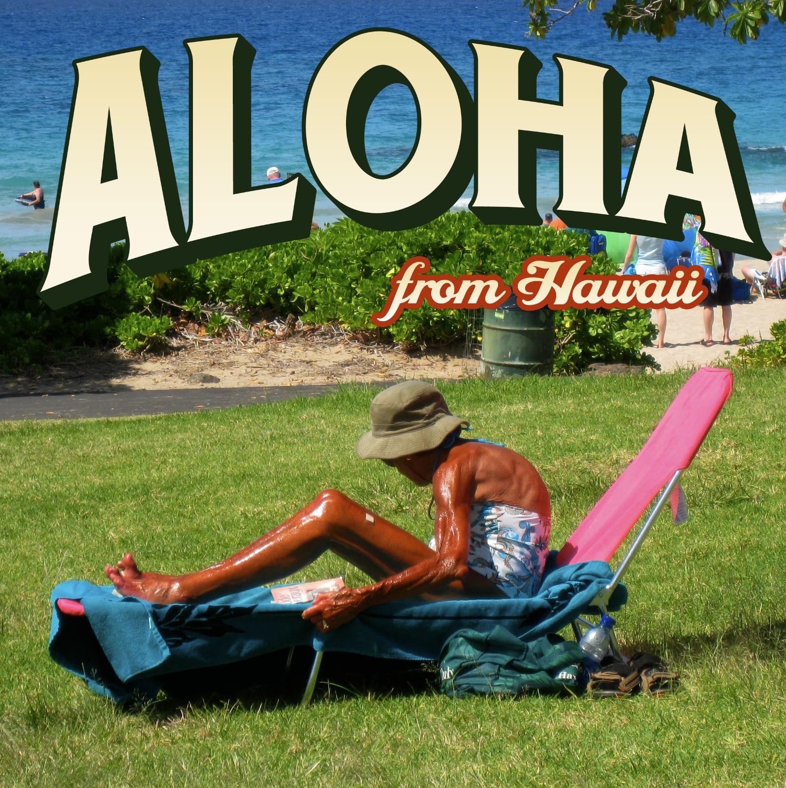 Aloha Tandoori Lady