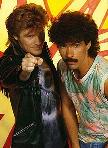 from Johnny were hall and oates gay