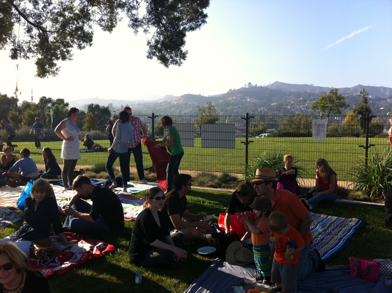 Barnsdall Art Park | Hollywood, California